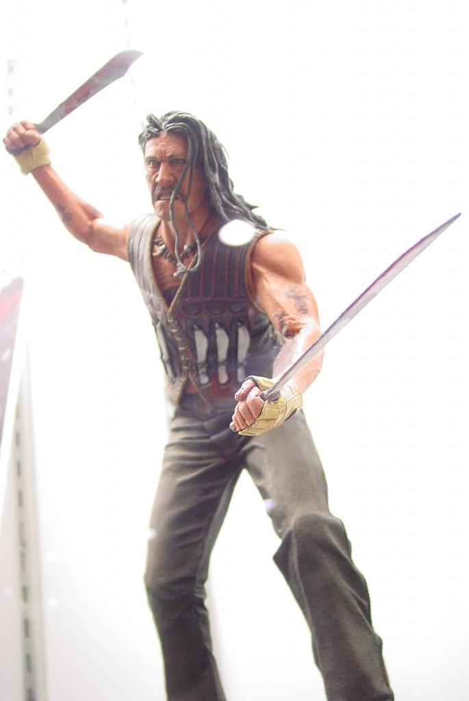 Machete Figure - Comic-Con 2010