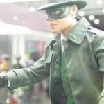 Green Hornet Figure - Comic-Con 2010