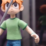 Scott Pilgrim Action Figure