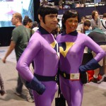 Wonder Twins Cosplay - Comic-Con 2010