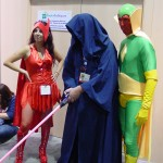 Scarlet Witch and Vision Cosplay - Comic-Con 2010