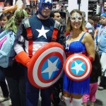 Captain America Cosplay - Comic-Con 2010
