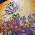 Marvel Super Hero Squad Banner - Comic-Con 2010