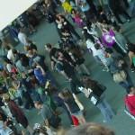 Comic-Con 2010 - Elevator lobby shot