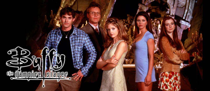 Buffy turns 14!