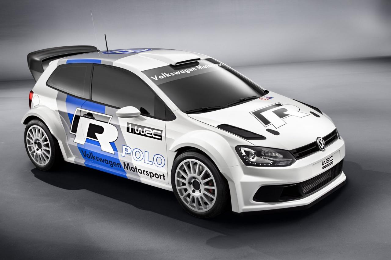 VW aims for WRC again with VW Polo R