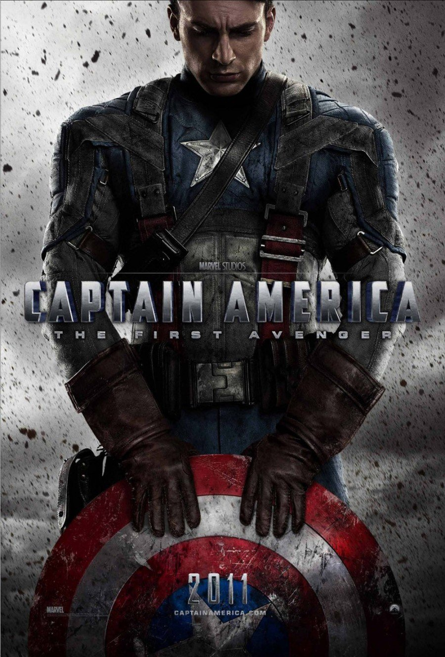 Captain America theatrical trailer