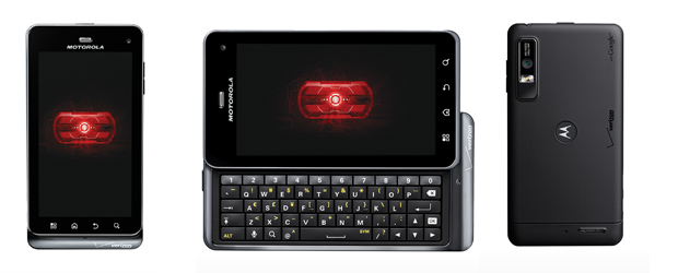 The Motorola Droid 3 is here