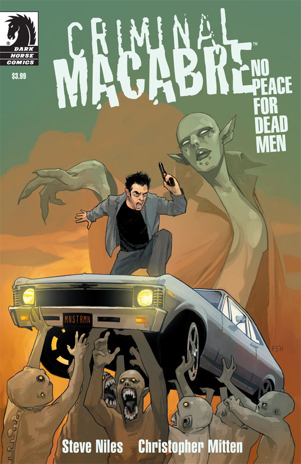 Review – Criminal Macabre: No Peace For Dead Men One-Shot