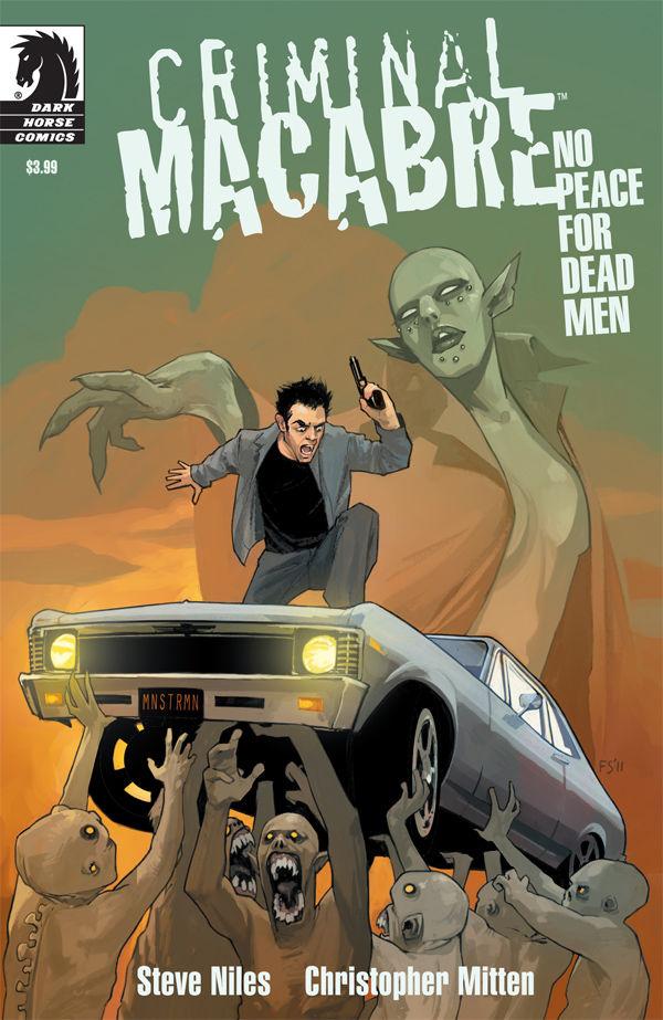 Review – Criminal Macabre: No Peace For Dead Men One-Shot