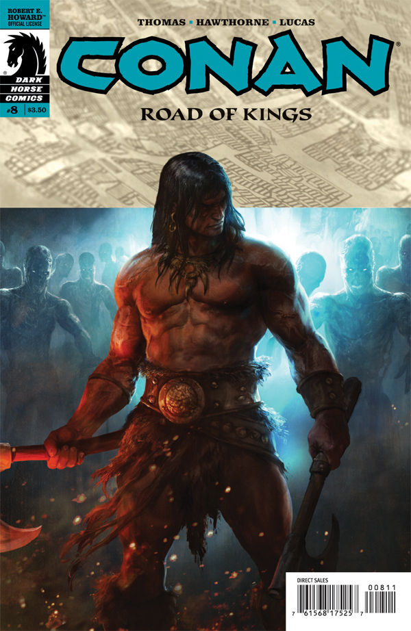 Review – Conan: Road Of Kings #8