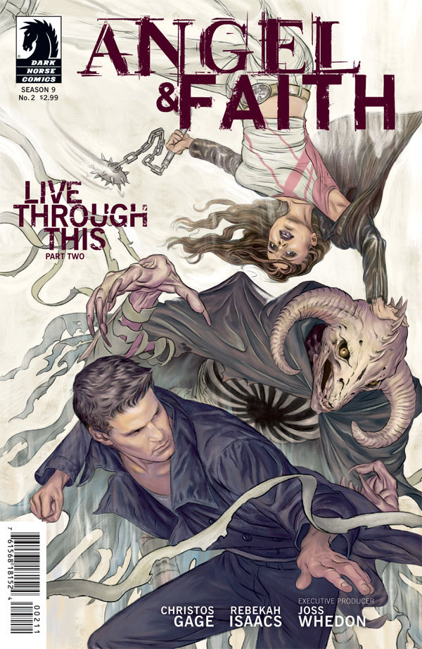 Review – Angel & Faith #2 Live Through This Part 2