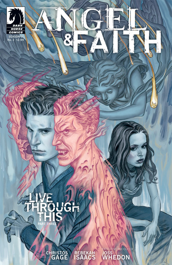 Review – Angel & Faith #3 Live Through This Part 3