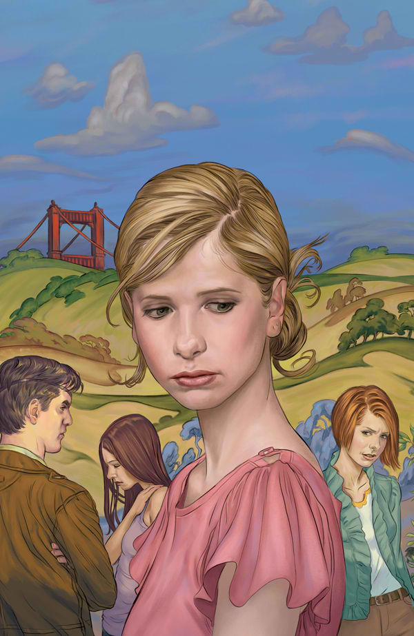 Review – Buffy The Vampire Slayer: Season 9 #3 Freefall Part Three