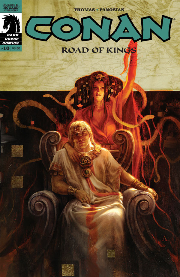 Review – Conan: Road Of Kings #10