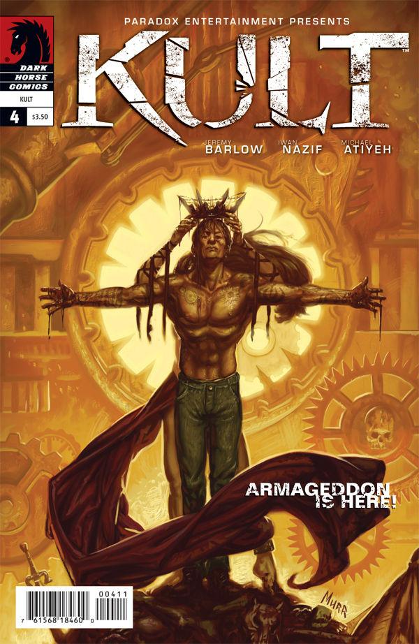 Review – Kult #4
