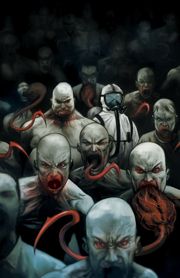 Review – The Strain #1