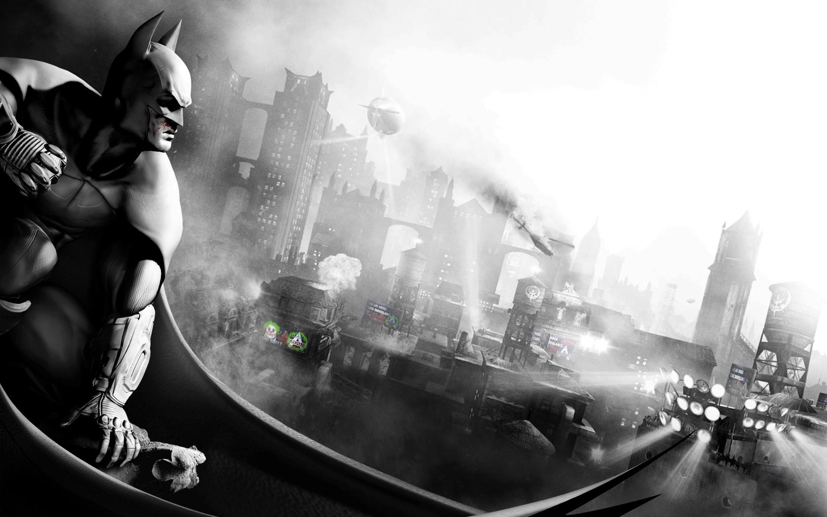 Batman Arkham City arrives for a 30 min demo on OnLive