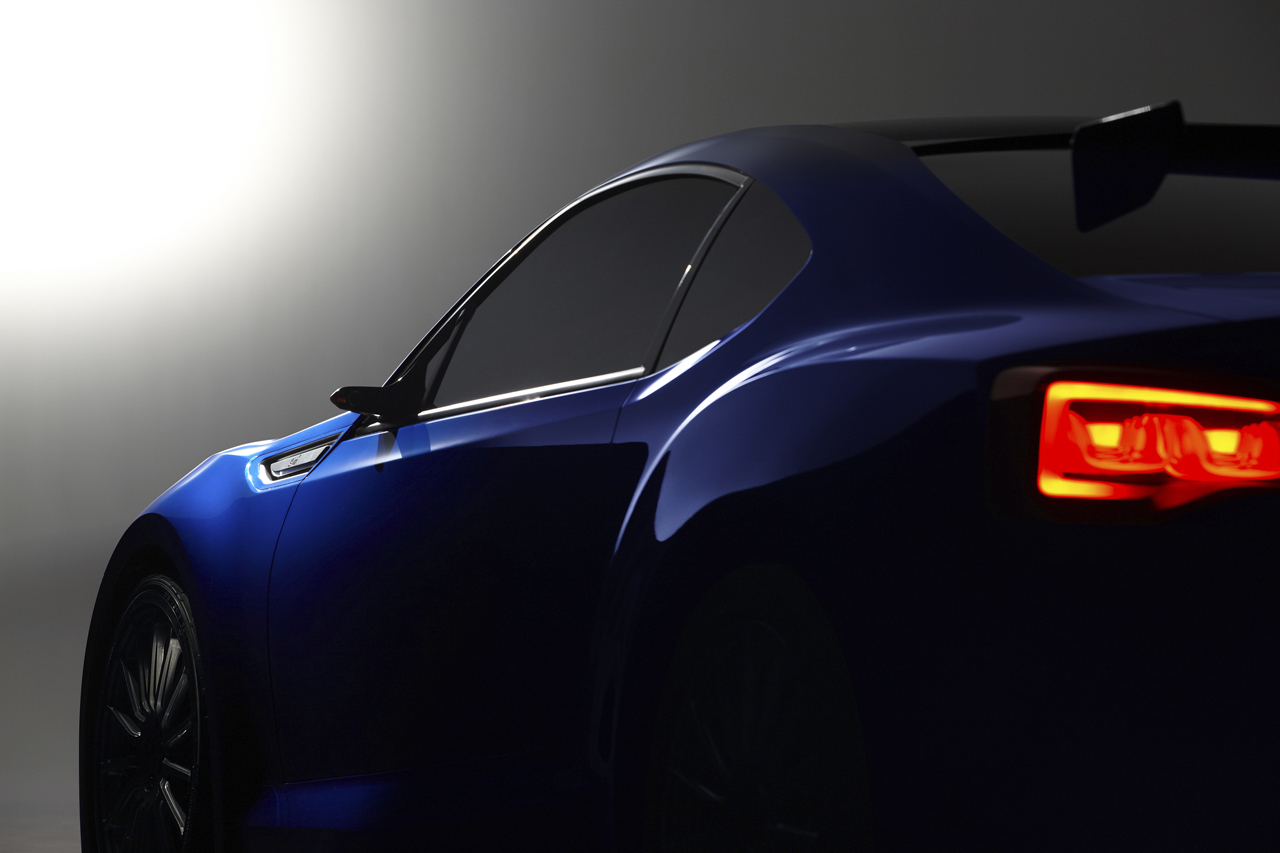 Subaru BRZ STI Concept reveal gets a little closer