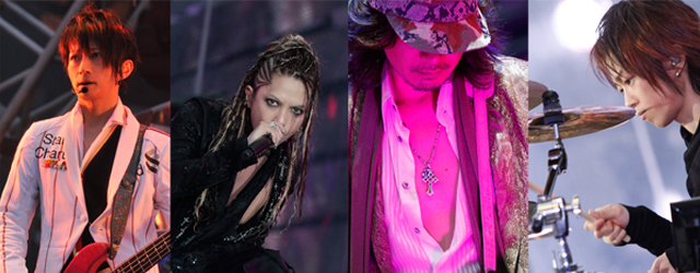 L'Arc-en-Ciel brings their 20th  L'Anniversary concert to theaters!