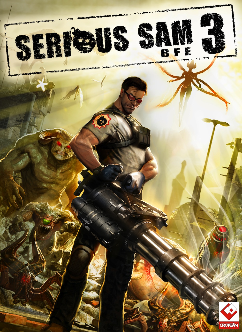 Serious Sam 3: BFE is here, load up for a hell of a ride