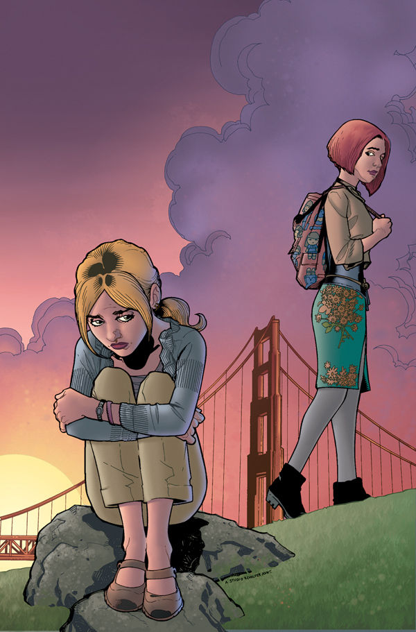 Review – Buffy The Vampire Slayer Season 9 #5 – Slayer, Interrupted