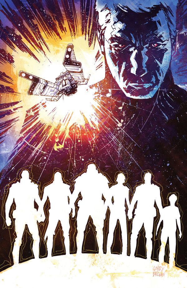 Review: Dark Matter #1 – Rebirth