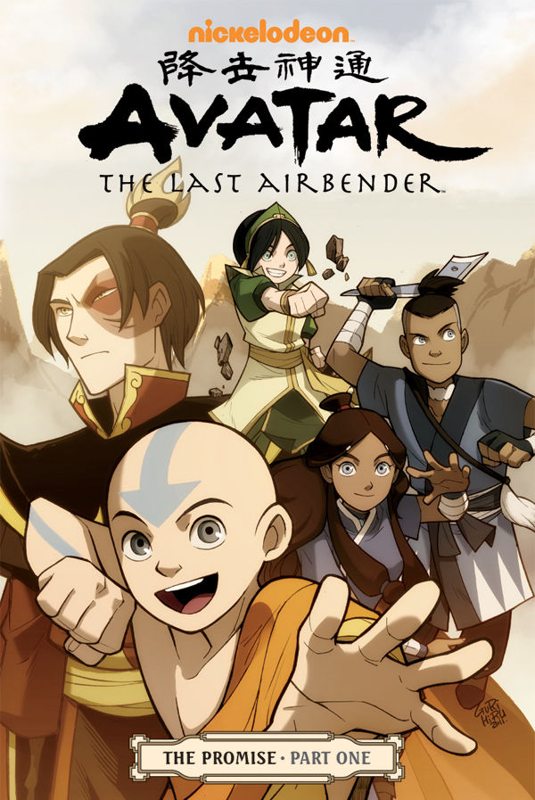 Review – Avatar: The Last Airbender Volume 1—The Promise Part 1