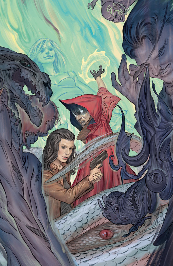 Review: The Occultist #2 of 3