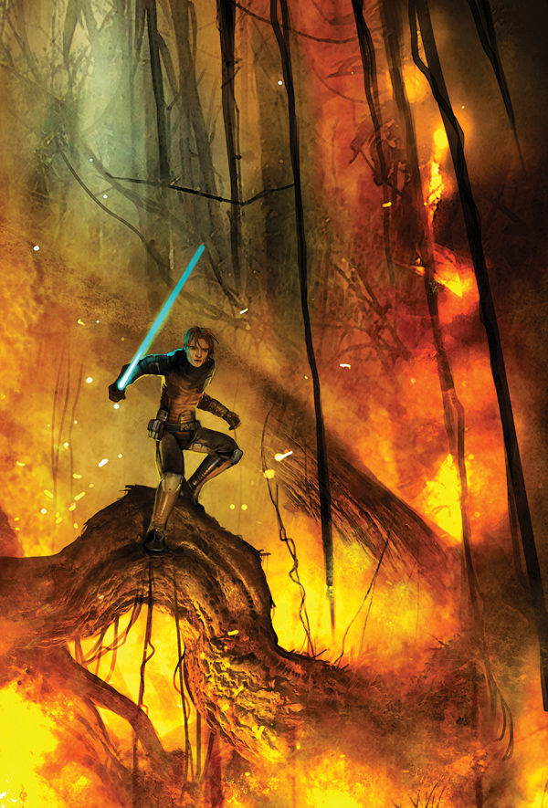 Review: Knights of the Old Republic – War #1
