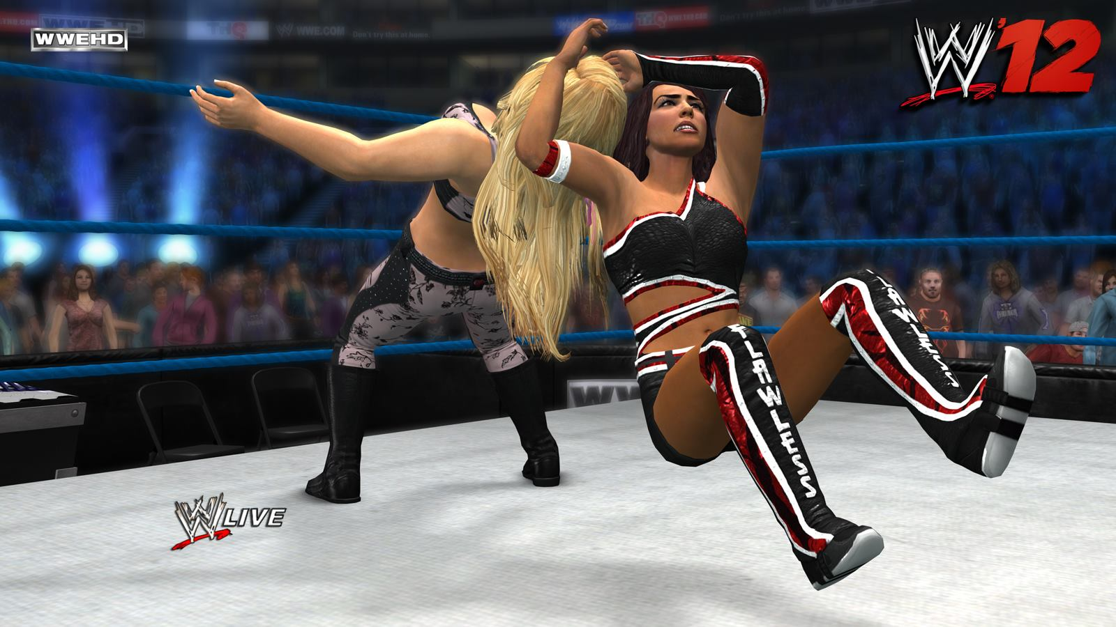 New WWE '12 DLC arrives for all