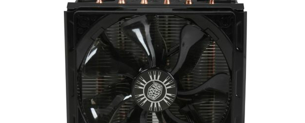 Review: Cooler Master Hyper 612 PWM CPU Cooler