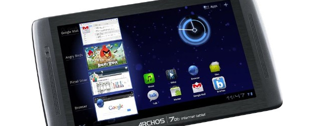 ARCHOS brings Honeycomb for under $200