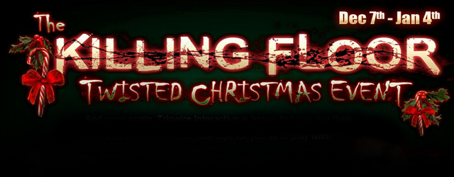 Killing Floor Holiday updates and Free-to-Play Weekend arrive