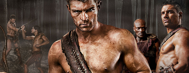 Spartacus: Vengeance trailer debuts