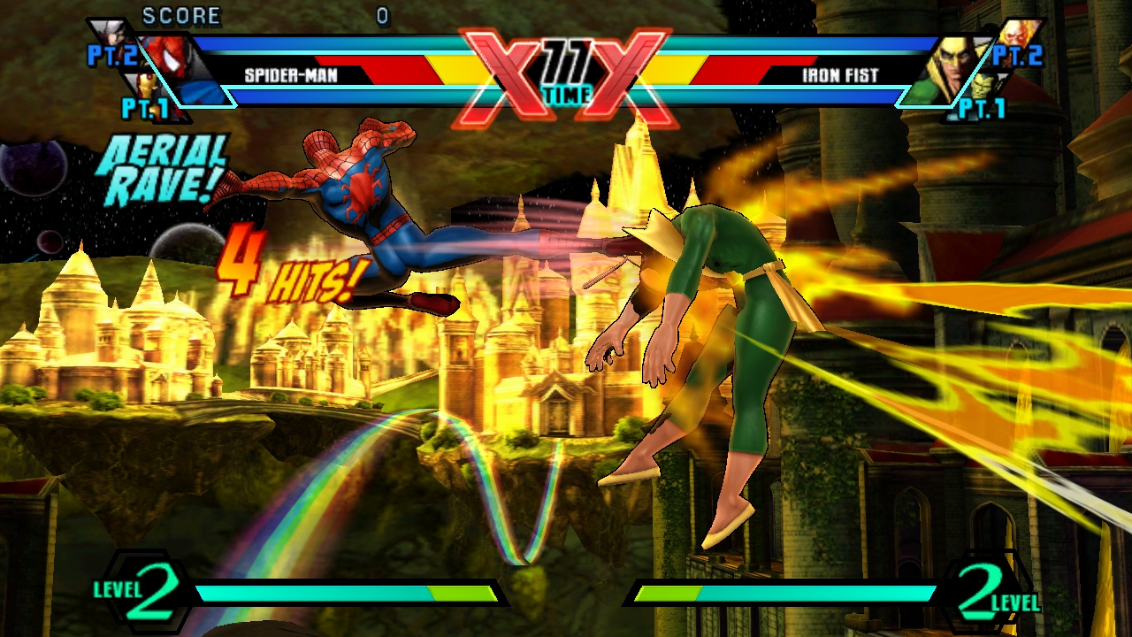 Ultimate Marvel Vs. Capcom 3 updates! Vita and Heroes and Heralds