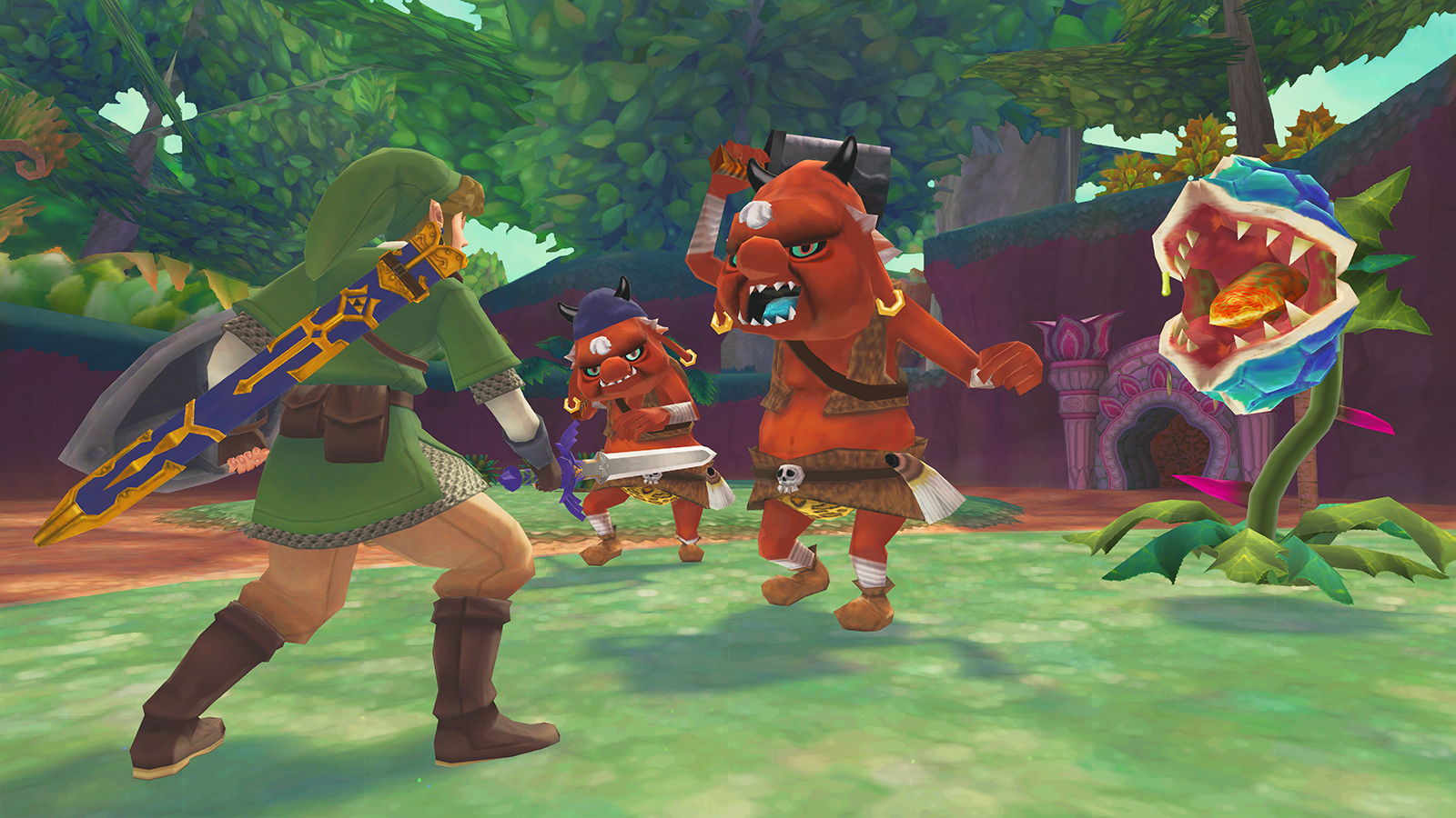 The Legend of Zelda: Skyward Sword glitch found / semi-solution offered