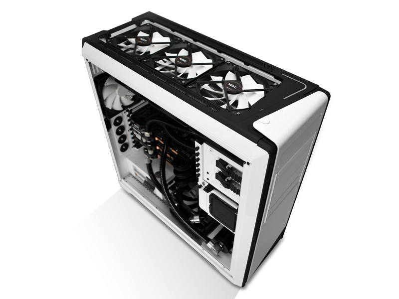 NZXT uncages the Switch 810 chassis