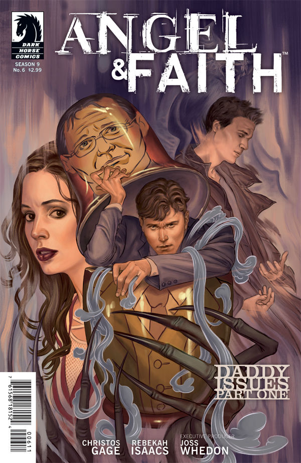 Review – Angel & Faith #6 Daddy Issues Part 1