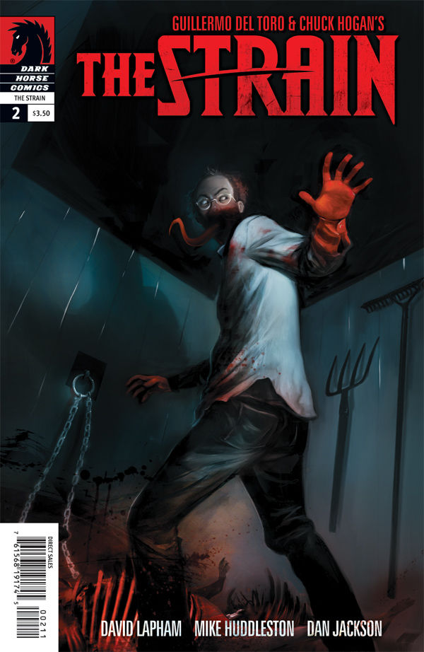 Review – The Strain #2