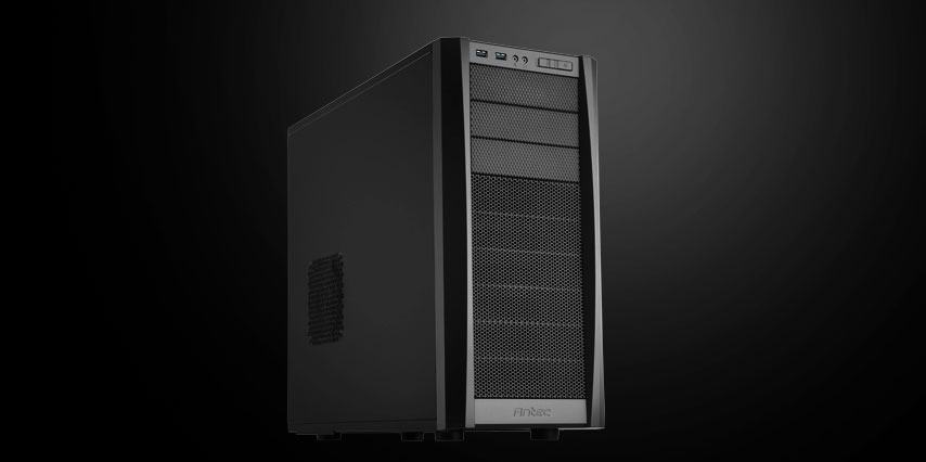 Antec unveils the Three Hundred Two case at retail