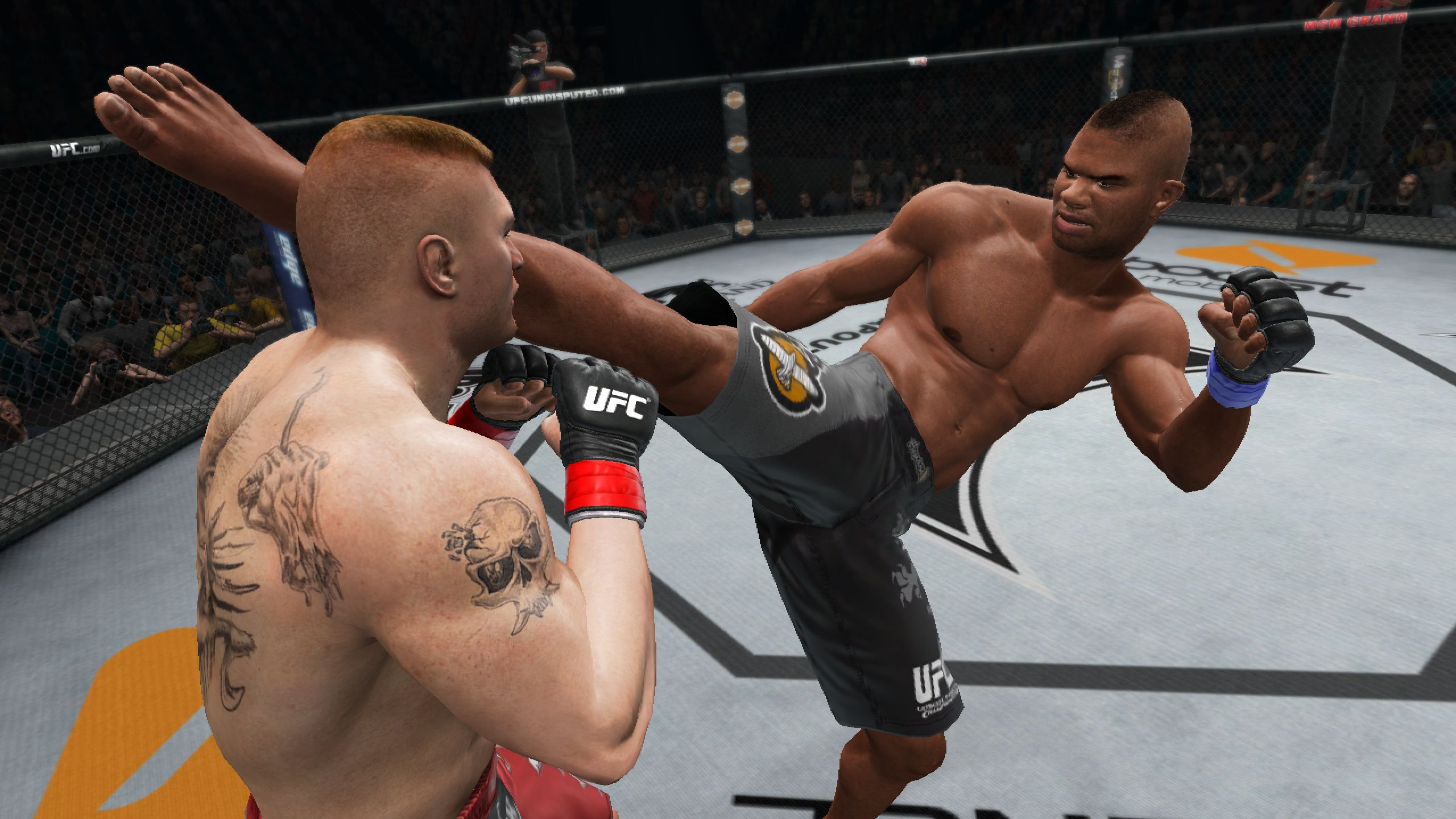 Want to join the ultimate UFC: Undisputed 3 launch party?