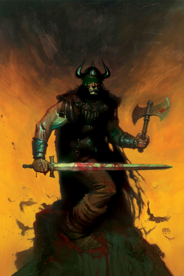 Review – King Conan #1: The Phoenix On The Sword Part 1 of 4
