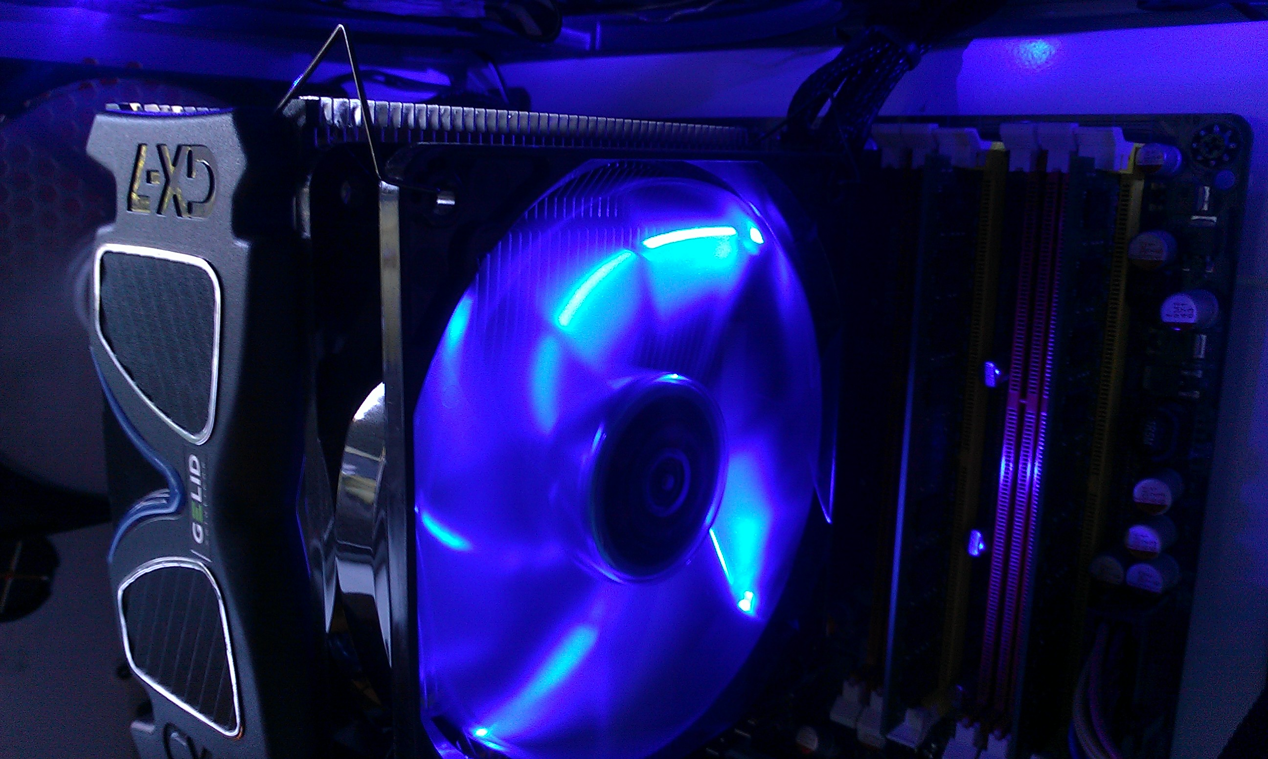 Review – GELID GX-7 CPU Cooler