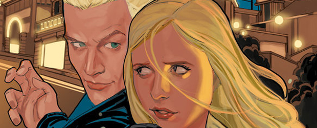 Review – Buffy The Vampire Slayer Season 9 #6 On Your Own Part 1