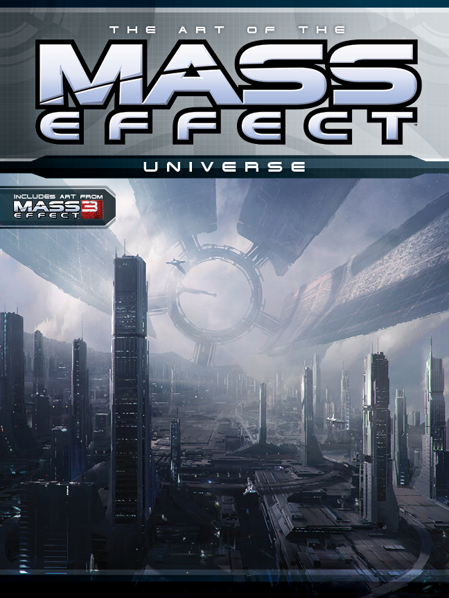 Review – The Art Of The Mass Effect Universe