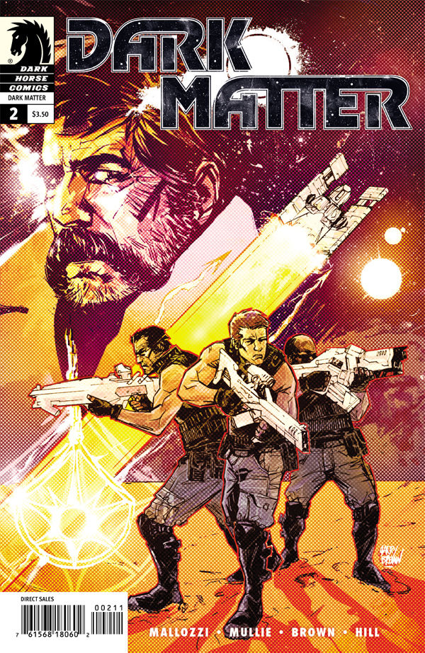Review – Dark Matter #2 – Rebirth Part 2 of 4