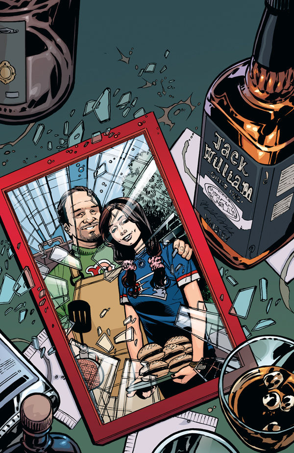 Review – Angel & Faith #7 Daddy Issues Part Two