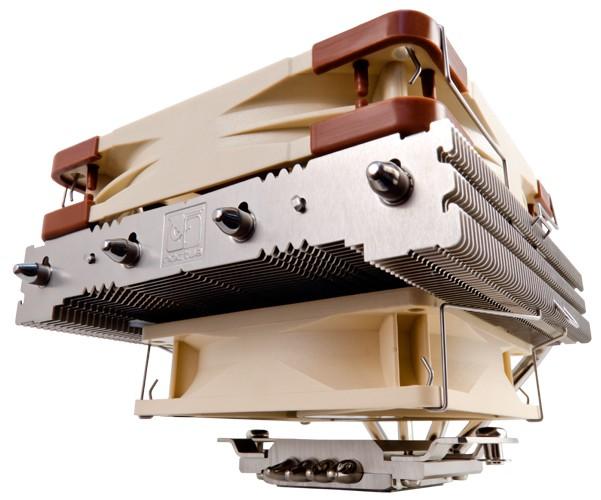 Noctua releases the NH-L12  low-profile cooler