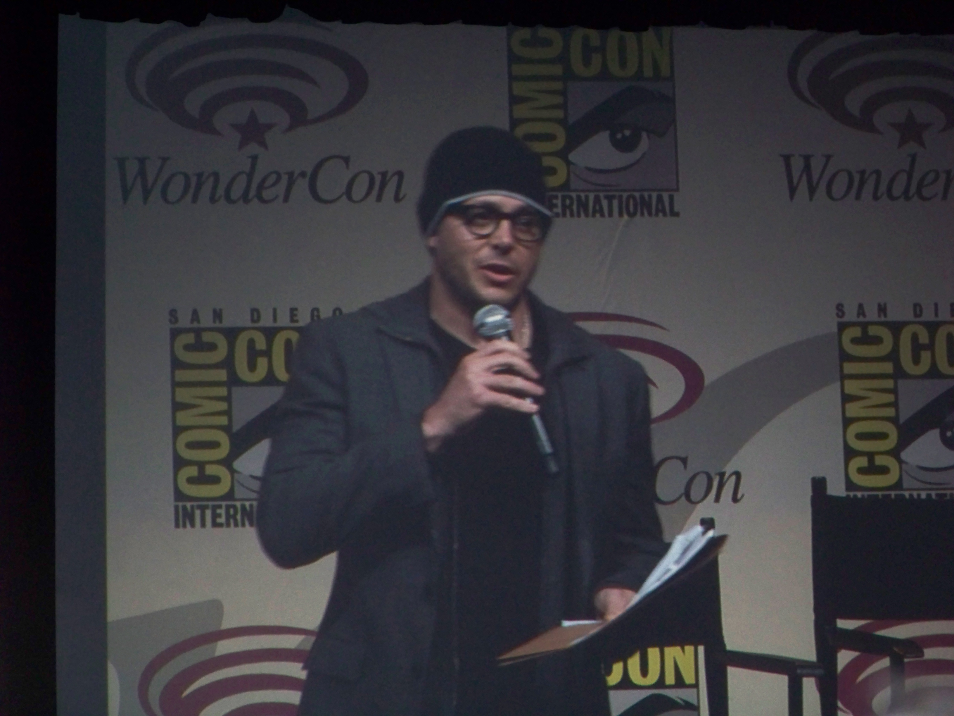 WonderCon 2012 – Prometheus Panel